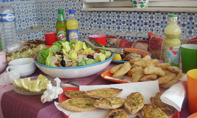 Menu du jour barquettes la ricotta ravioli au four - Cuisine tunisienne ramadan ...