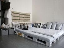 Idee De Deco Avec Des Palettes avec des palettes en bois. perfect finest emejing plan fabrication
