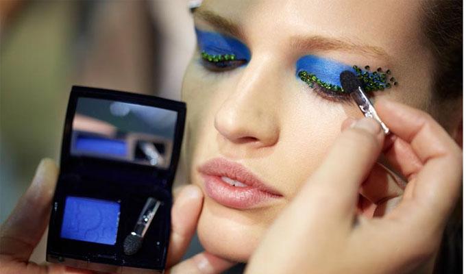 Dior-maquillage-beauté-art
