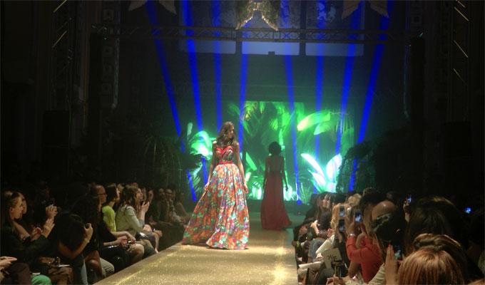 En-vidéo-un-extrait-du-show-d'Ali-Karoui-à-la-Fashion-Week-Tunis-2013