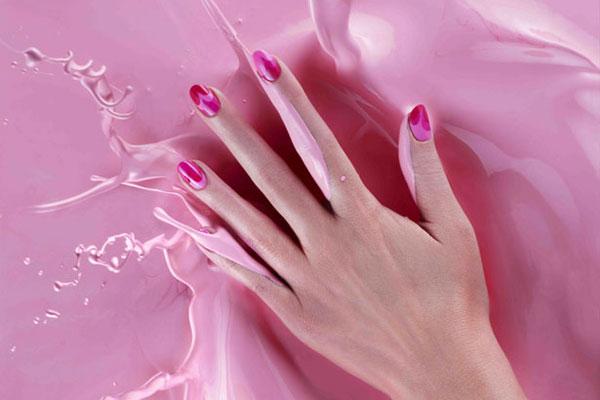 nail-pink