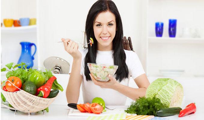 régime-salade bine-être,santé