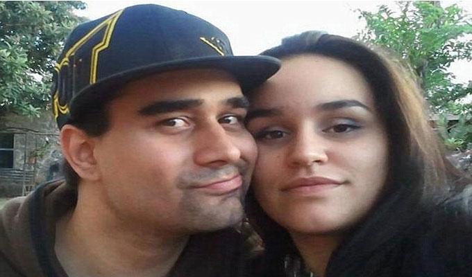 Derek Medinai, tue sa femme et partage une image du corps sur Facebook