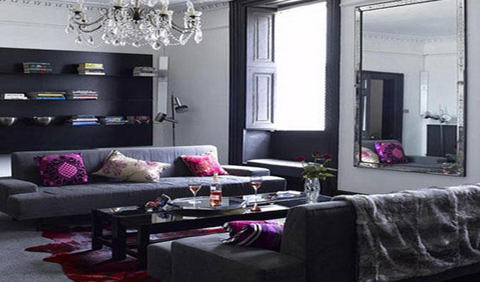 déco-cousins-et-tapis-colorés-miroirs