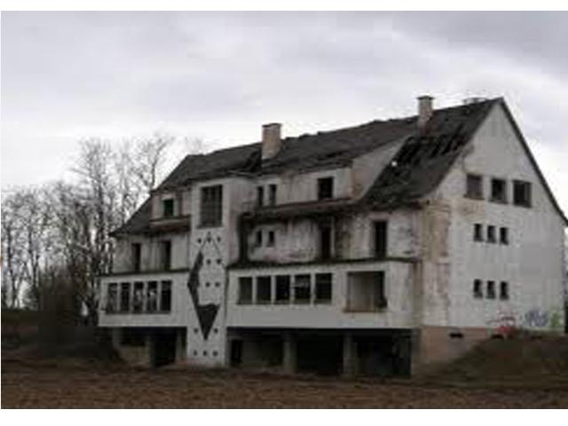 maison hantee a visiter