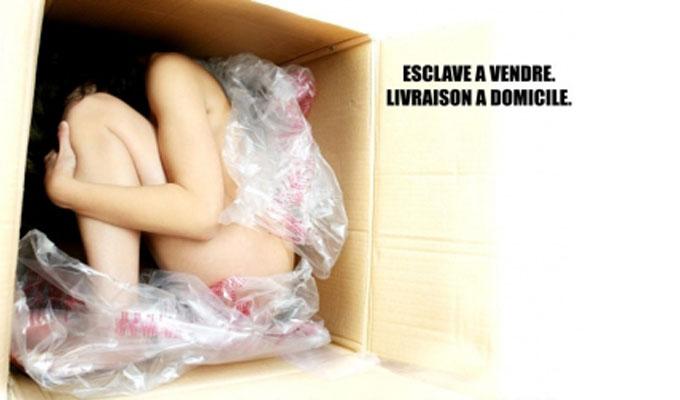 société-esclavage