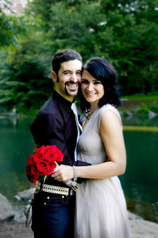 Notre mariage à Central Park