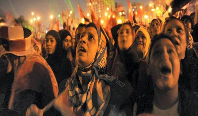 société-femme-Caire-Egypte