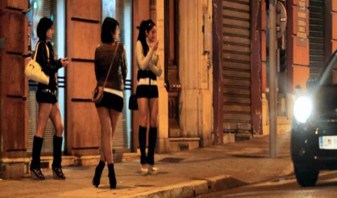 Prostituée bali