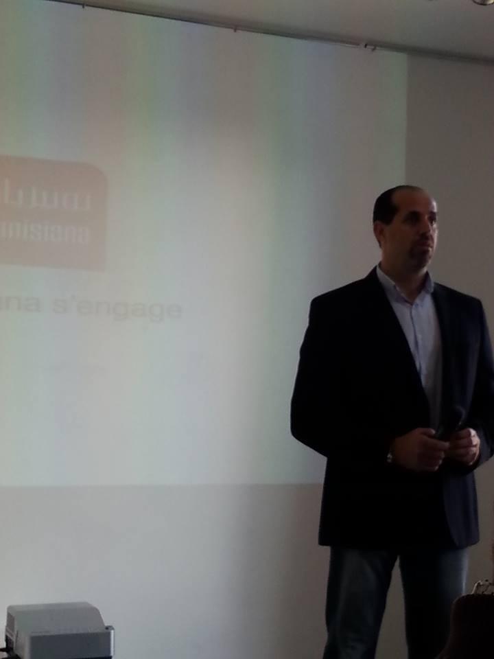 Taieb Farhat-directeur commercial de Tunisiana