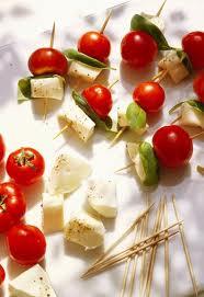 brochette tomate
