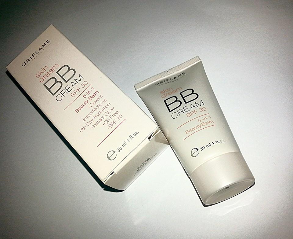 BB-crème-Oriflame