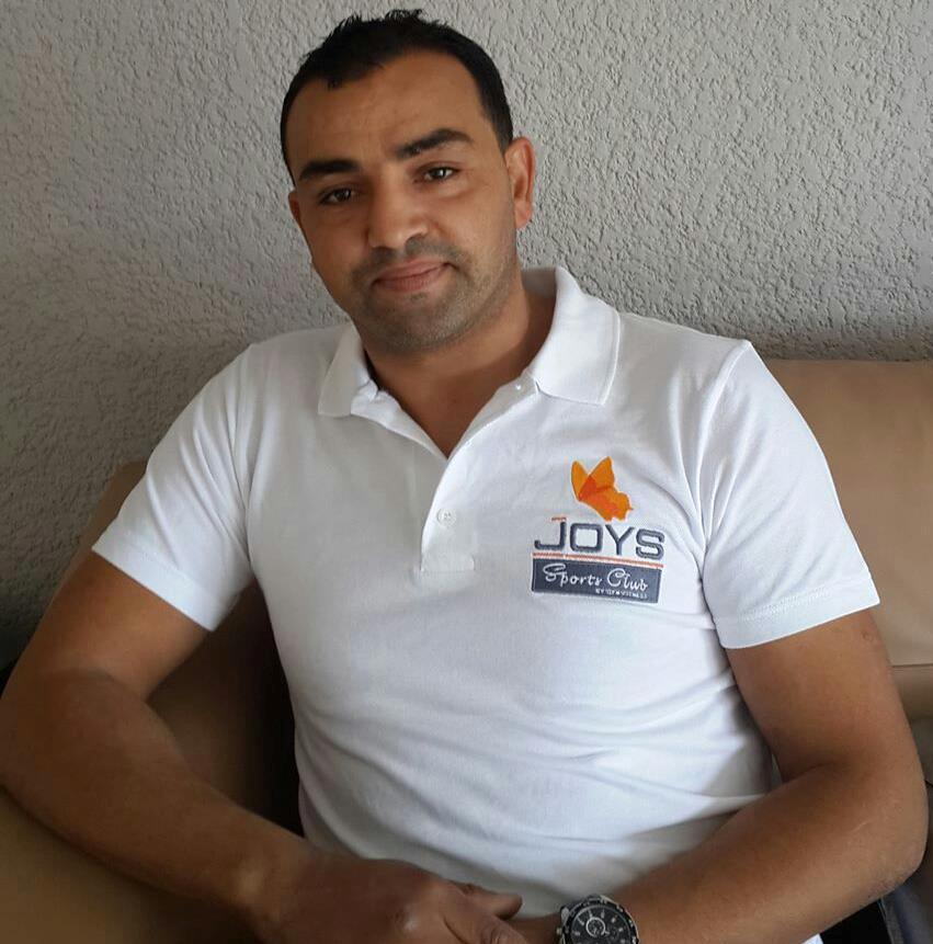 Coach Mohamed hamouda
