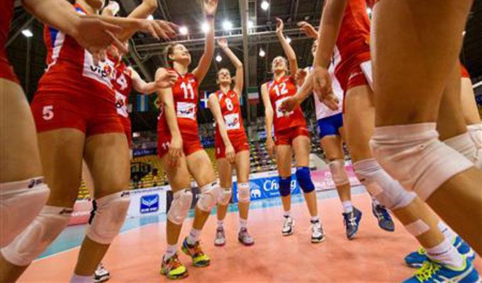 Tunisie-volley-ball