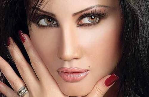 beauté femme libanaise