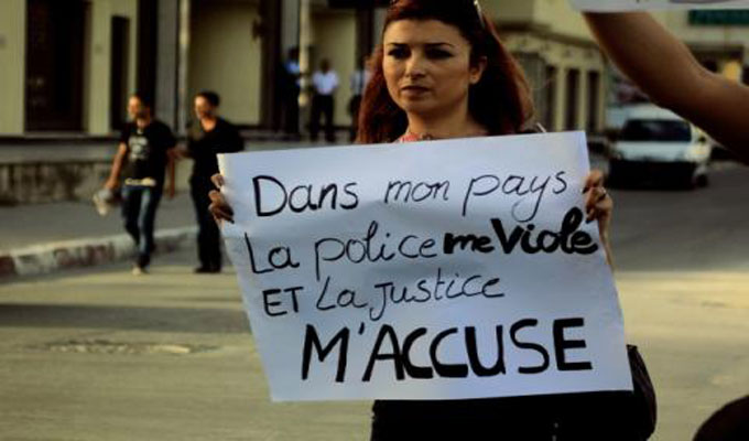 société-tunisie,viol