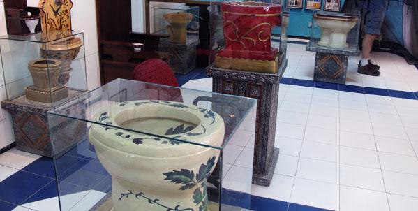 Sulabh Musée International des toilettes