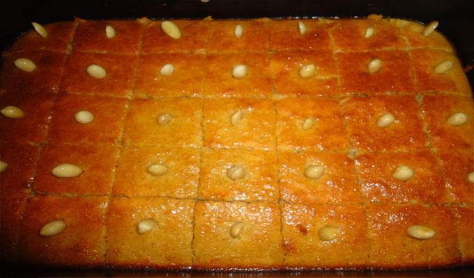 cuisine-Pâtisserie-à-la-semoule