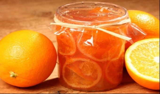 cuisine-confiture-d'orange