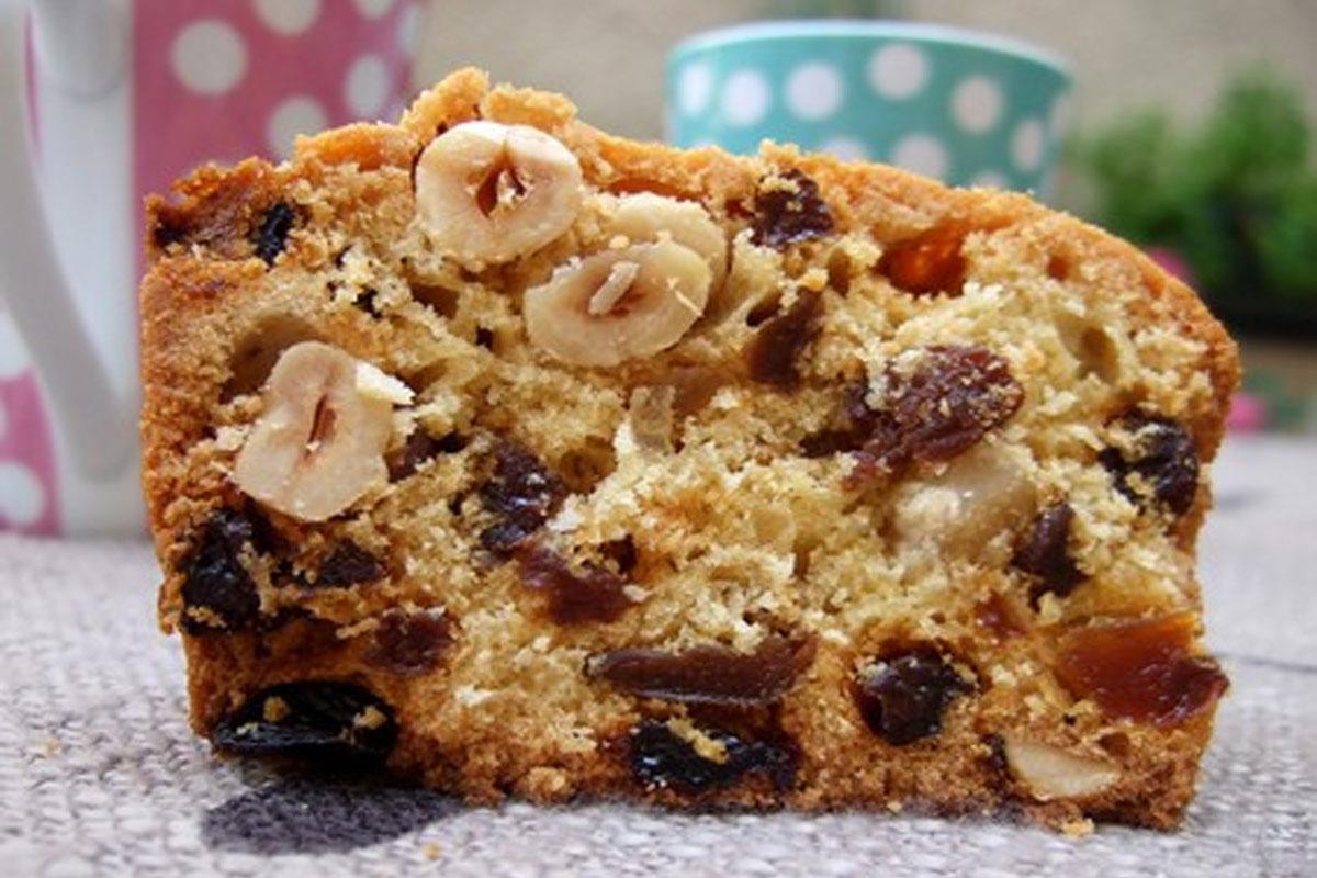 Gâteau Aux Fruits Secs Lourta Bil Bachkoutou