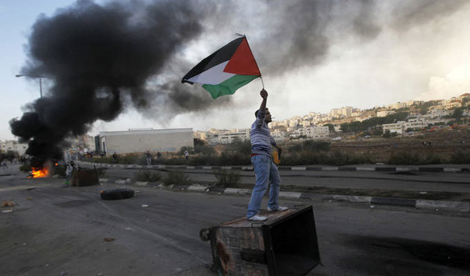 palestine-société