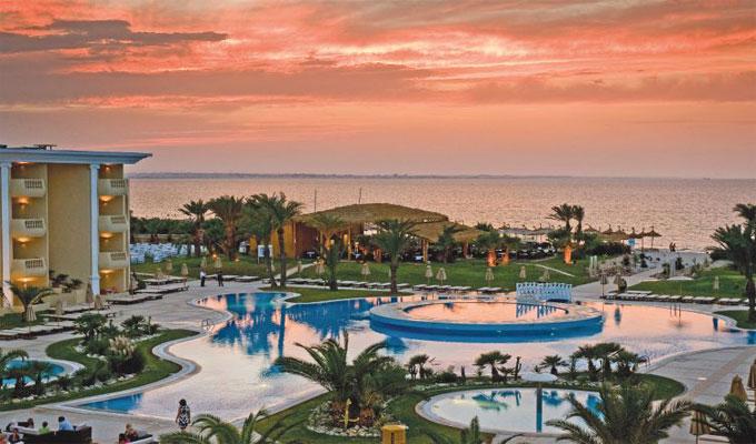 Thalassa hotels chaine h teli re tunisienne tr s aim e for Chaine hotel
