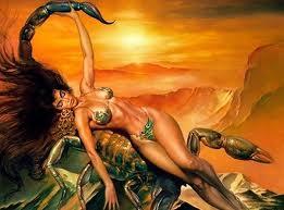 femme-scorpion