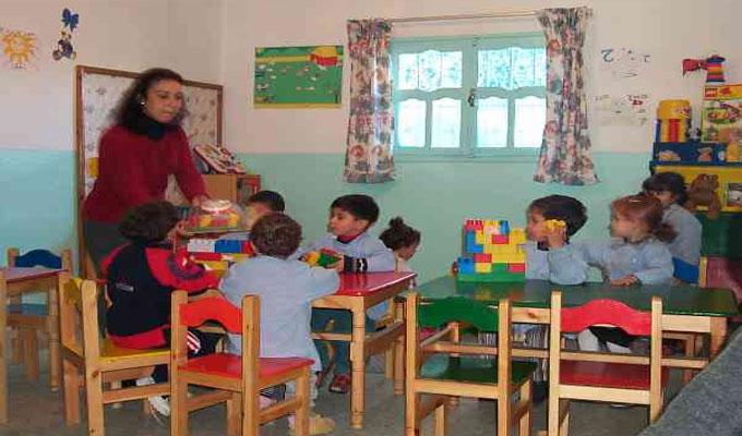 Tunisie jardins d 39 enfants anarchiques une amende de 5 10 mille dinars - Jardin d enfant en tunisie ...