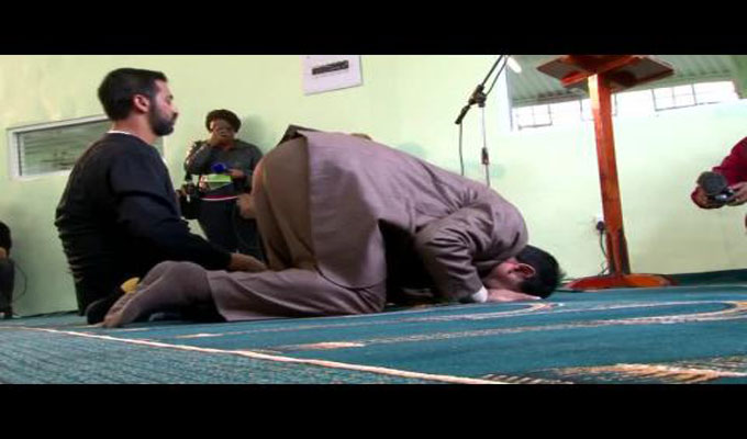 mosuqée-prière