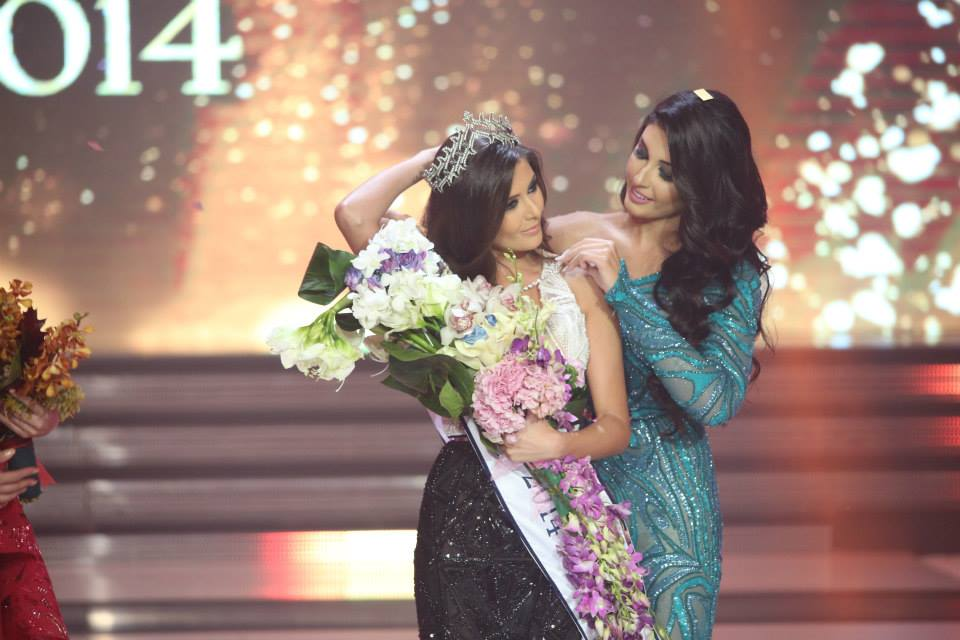 Miss lebanon1