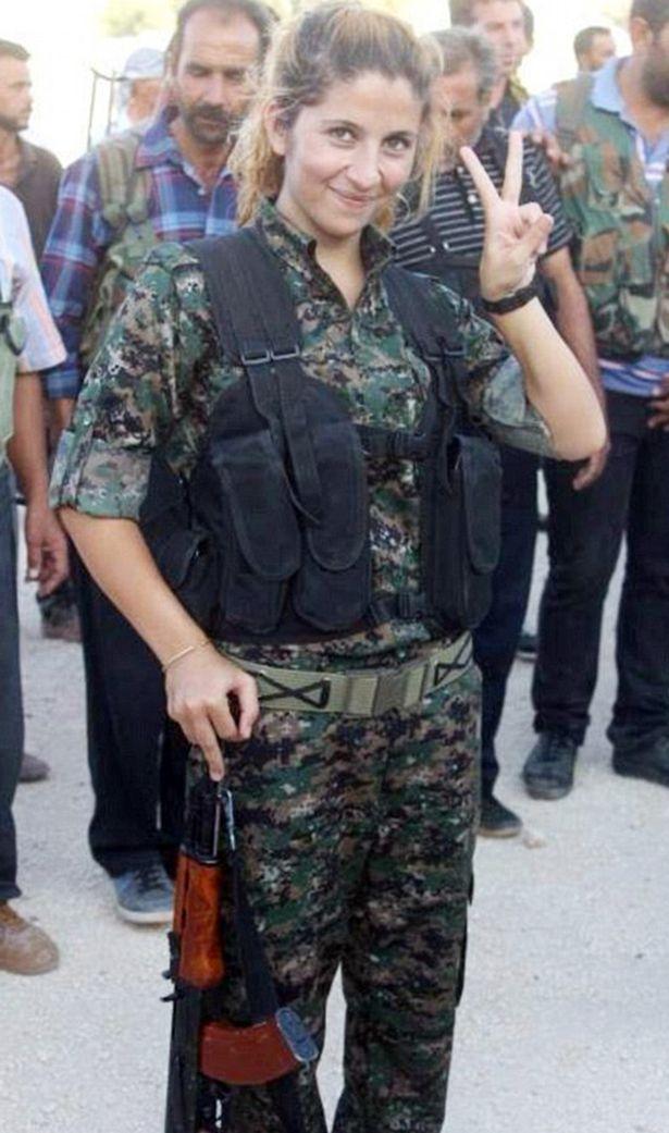 Rehana-femme-kurde