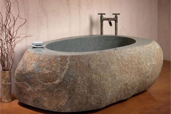 Bain de pierre