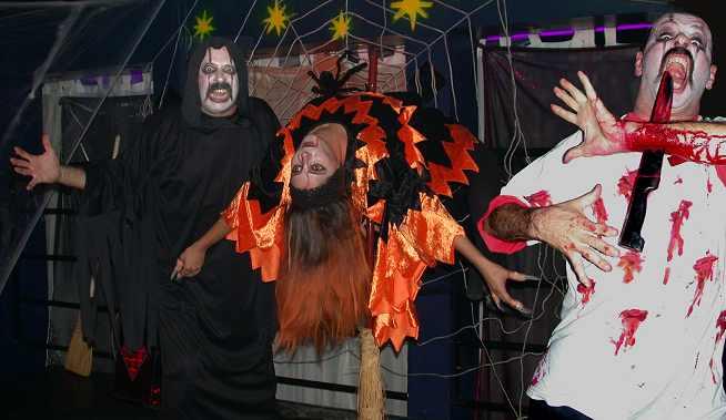 decoration halloween tunis