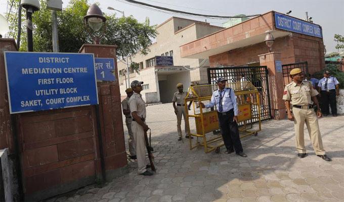 Inde-police