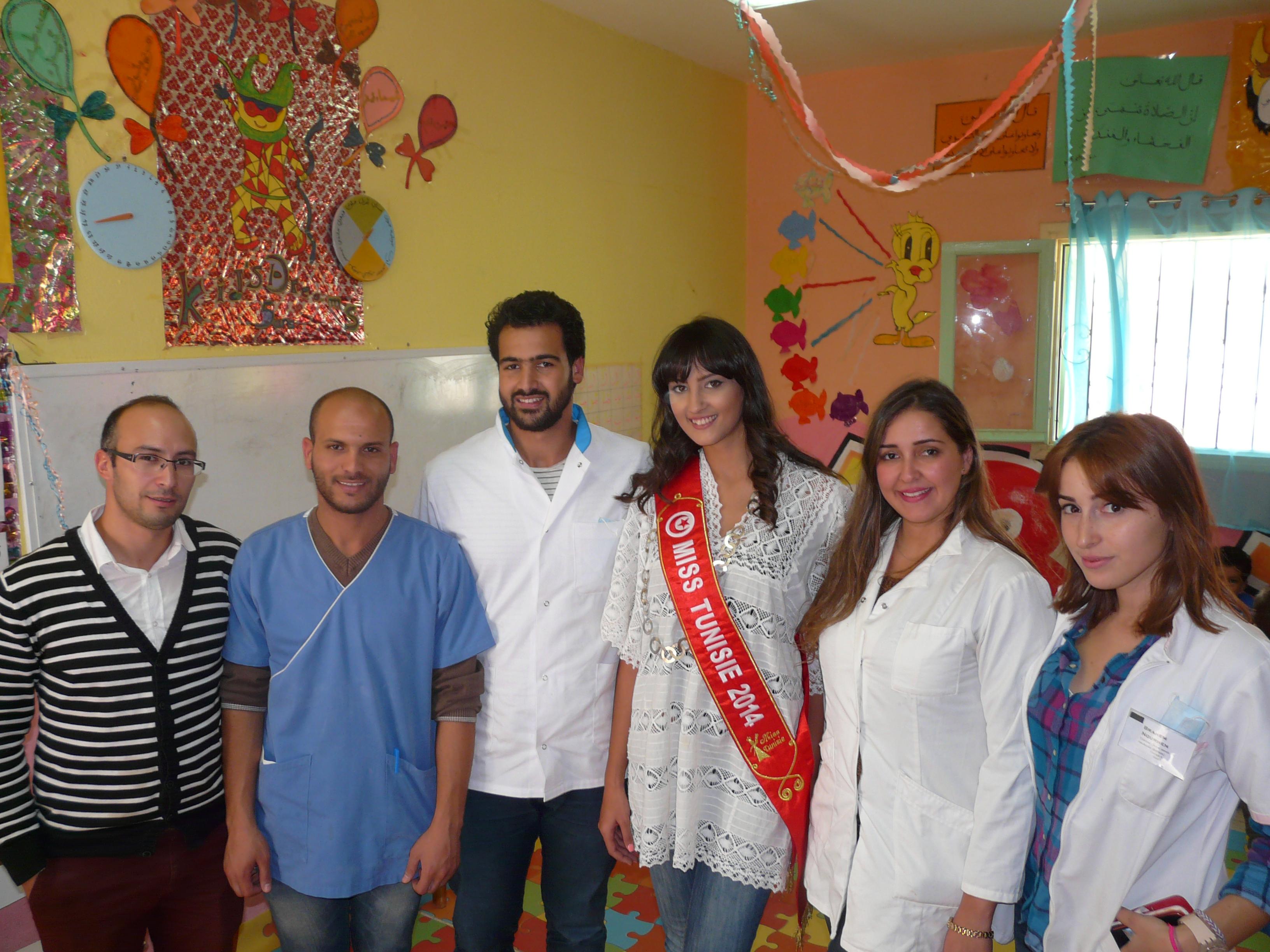 Miss Tunisie2014