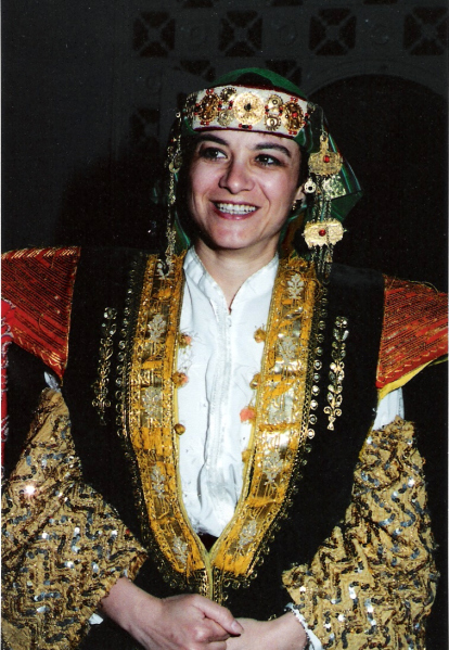 Tunisian-Woman_Ceremonial-Dress-kgram