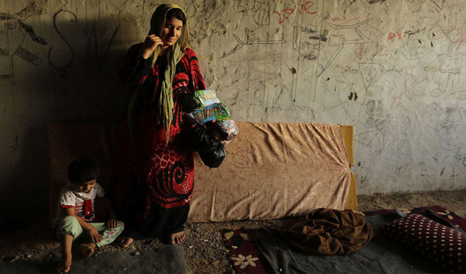 société-femmes-kurde