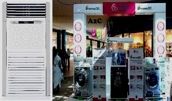 shopping-LG-société-climatiseur