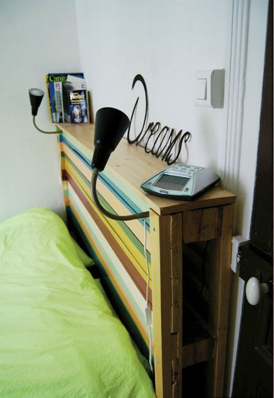 deco tete de lit a faire soi meme meilleures images d. Black Bedroom Furniture Sets. Home Design Ideas