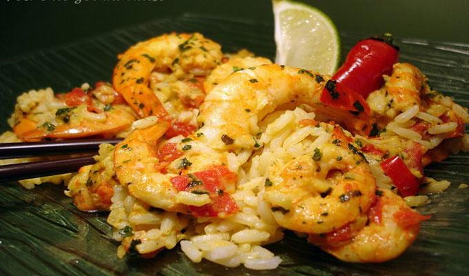 cuisine-riz-aux-crevettes