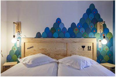 id es d co 22 t tes de lit originales faire soi m me. Black Bedroom Furniture Sets. Home Design Ideas