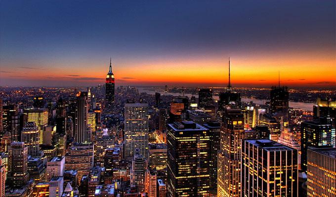New-York-société