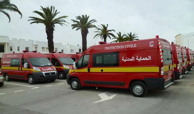 pompier-tunisie