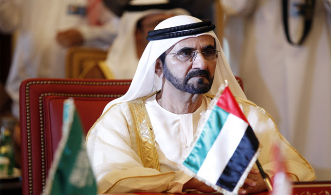 Dubaï-Mohamed-Ben-Rashed-Al-Maktoum