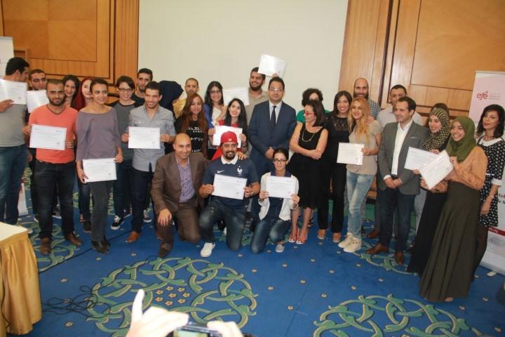 Lauréats formés et placés chez Vistaprint