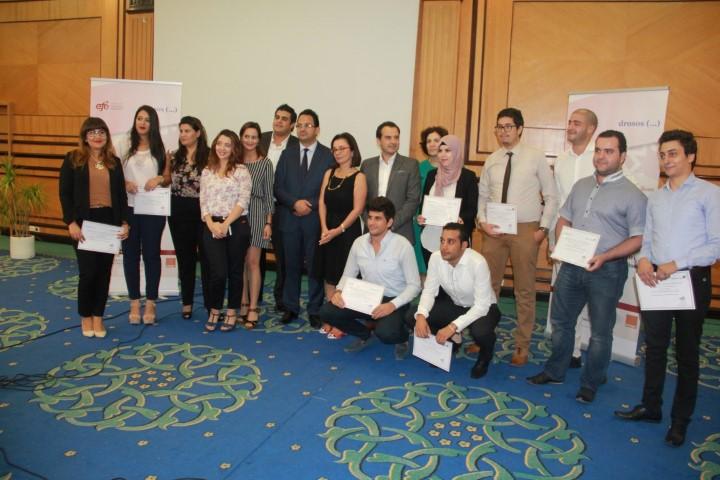 Lauréats pour Business & Decision