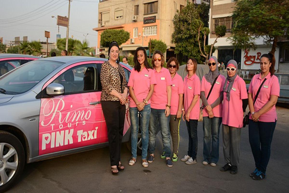 société-taxi-femme