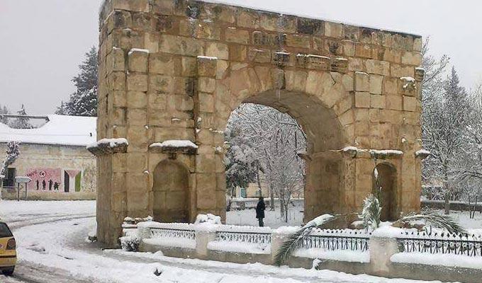 neige-makthar-tunisie
