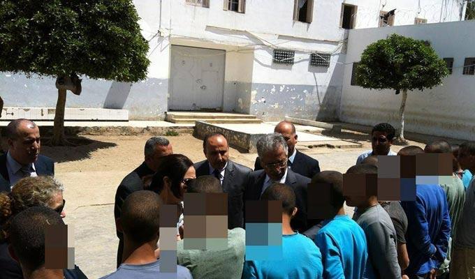 omar-mansour-justice-visite-delinquance-enfance-baya
