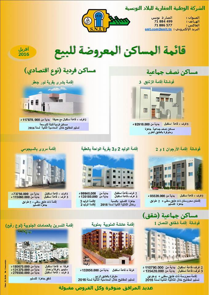 snit-logements-tunisie-avril